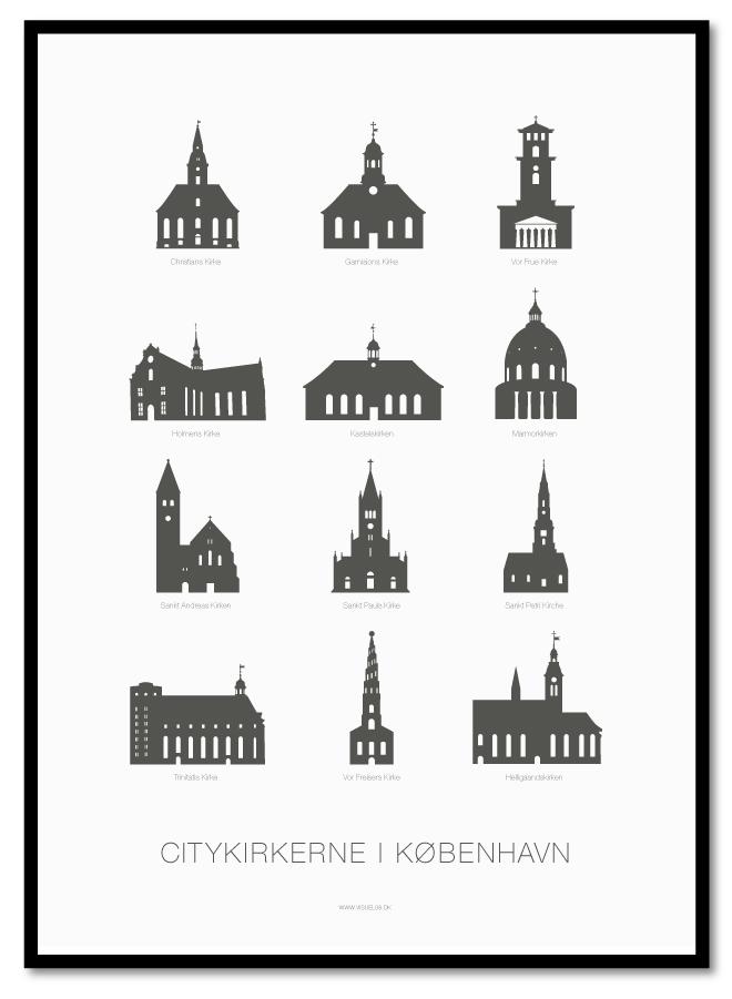 philip johansen citykirkerne københavn